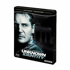 BLU-RAY  UNKNOWN IDENTITY STEELBOOK Collection - NEU & OVP
