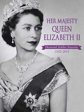 """QUEEN ELIZABETH II DIAMOND JUBILEE (THE YOUNG QUEEN) FRIDGE MAGNET 5"""" X 3.5"""""""