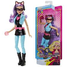 Barbie espía Escuadrón Gato Ladrón Juguete Figura De Muñeca De Moda