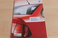 104464) VW Polo Classic - Österreich - Prospekt 02/2000