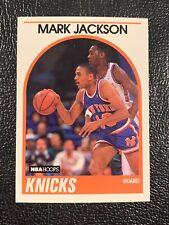 1989-90 NBA Hoops Mark Jackson #300