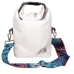 F2 KAUAI RUCKSACK 2020 --> WATER PROOF SHOULDER BAG TASCHE 6 LITER WHITE