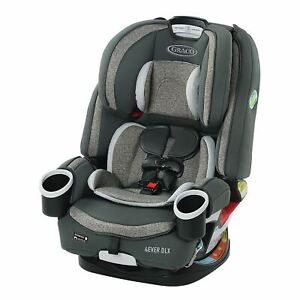 Graco 4Ever DLX 4 in 1 Car Seat, Infant to Toddler Car Seat, with 10 Years of Us