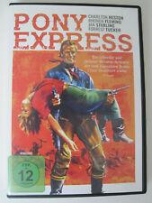 Pony Express DVD Klassiker Western Charlton Heston Rhonda Fleming neuwertig