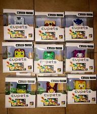 Lotto 9 CUPETS Iphone iOS Android Gioco virtuale interattivo Cucciolo 3D Nuovi