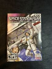 Space Station Sim Pc Brand New In Box