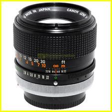 Canon FD 100 mm f2,8 Tele Obiettivo usato per fotocamere manual focus. 100/2,8