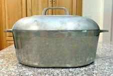 Vintage Wagner Ware -0- Sidney Magnalite Roaster Dutch Oven 4265P