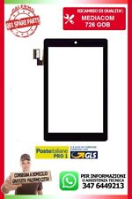 TOUCH SCREEN Mediacom SmartPad 7.0 GO Blue Petrol M-MP726GOB VETRO