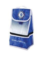 Chelsea FC 'Fade' doppio Vano borsa da pranzo Premium Calcio Ufficiale Nuovo Regalo