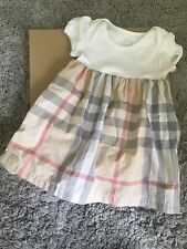 12-18 Months Burberry Dress