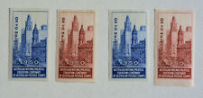 1950 Australia Melbourne ANPEX Philatelic Exhibition set Cinderellas + BONUS