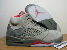 52d7378cc147 Nike Air Jordan 5 Retro Mens Hi Top Basketball Trainers 136027 SNEAKERS Shoe  051 9.5 UK