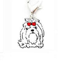 Shih Tzu Anhänger für Kette, Schlüsselbund, Armband etc. Hund Schmuck