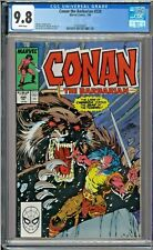 Conan the Barbarian #220 CGC 9.8 White Pages ONLY 6 GRADED 9.8