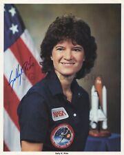 Sally Ride - Nasa Astronaut - Signed Official Nasa 8x10 Photograph