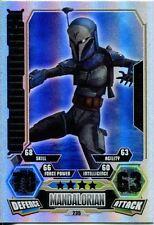 Star Wars Force Attax Series 3 Card #235 Bo-Katan