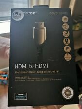 Sandstrom gold series hdmi cable