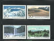 CHINA. Año: 1993. Tema: MONTES CHANGBAI.