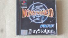 Monsterseed ps1 ps2 ps3 aus spielesammlung rar sony playstation klassiker oop