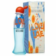 MOSCHINO CHEAP AND CHIC I LOVE LOVE 50ML EDT SPRAY BRAND NEW & SEALED