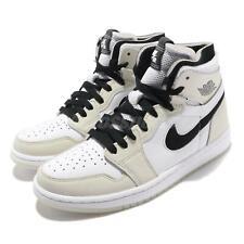 Nike Mujeres Air Jordan 1 Zoom Air CMFT AJ1 Luz hueso Mujeres Informal Zapato CT0979-002