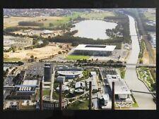 Football Stadium Postcard Volswagen Arena Wolfsburg