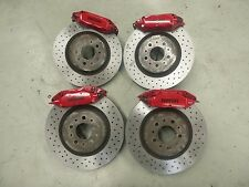 Ferrari 360 Front Rear Brake Calipers + Discs Set J051