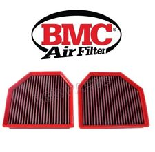 Fits BMW F06 F10 F12 F80 F82 F83 M-Series Air Filter Set BMC Lifetime FB647/20