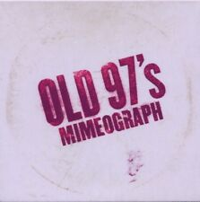 Old 97's - Mimeograph CD NEUF