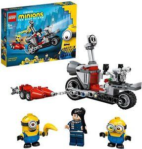 LEGO® 75549 Minions Unaufhaltsame Motorrad Jagd