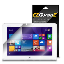 2X EZguardz LCD Screen Protector Skin Shield HD 2X For Fujitsu Stylistic Q584