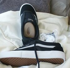 Vans Off the Wall new with out box  Black Shoes Mens 10.5  suede # 2 shoes