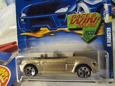 Hot Wheels BMW M Roadster #161 Gold