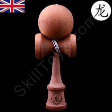 Dragon PREMIUM Solid Hardwood Kendama Rosewood Standard Sized Natural Beauty NEW
