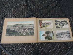 Album/105 Karten/Kaiserzeit bis 2. Weltkrieg/Baden Württemberg,Lithos/1 Familie