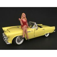70's STYLE FIGURE IV FOR 1:18 SCALE BY AMERICAN DIORAMA 77454