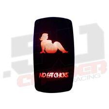 Polaris RZR On/Off Rocker Switch XP900 800 Crew XP1000 Ranger Red No Fat Chicks