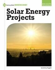 SOLAR ENERGY PROJECTS - HUGGETT, AUDREY - NEW HARDCOVER BOOK