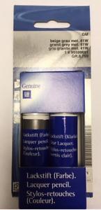 Vauxhall Granite Grey Touch Up Scratch Chip Repair Pencil Pen Paint 95599691