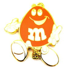 "BALLON ""SPECIAL SHAPE"" Pin / Pins - M&M'S 1 ZOLL / orange [2068C]"