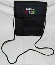 Gameboy COLOR Advance SP Nintendo Tote Carry Bag zipper
