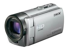 Sony Handycam HDR-CX130E Camcorder silber - Digital HD Video Camera Recorder