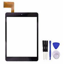 """Clear 2X EZguardz LCD Screen Protector Cover HD 2X For Nobis NB09K 9/"""" Tablet"""