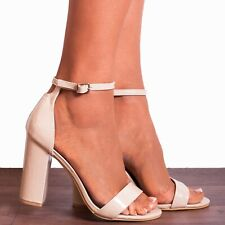 Online Toes Calzado BeigeCompra En Mujer Ebay De Peep Aj43qc5RL