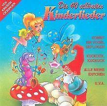 Die 40 Schönsten Kinderlieder von Various | CD | Zustand akzeptabel