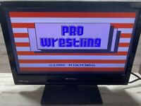 Pro Wrestling Nintendo NES Game Cartridge Only-Tested-Free Shipping!