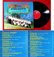 LP Original Stelzhamer Chor: Hoamatland Hoamatland (Telefunken 623290 AF) D 1977