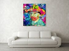 Vincent Van Gogh 02  XXL Arcylglas 5 mm 100x100 cm PopArt/Bild/Druck/StreetArt