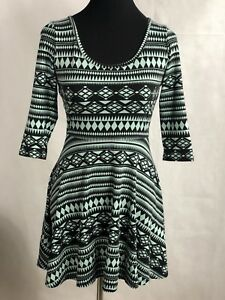 Charlotte Russe Open Back Dress, Size Small, PreOwned